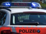 Kanton St.Gallen - Eisplatten bei Fahrt verloren