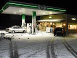 Unfälle Ricken SG - Zweimal Sommerreifen