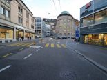 Unfall St.Gallen SG - Unklare Kollision