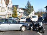 Thal SG - Unfall mit Trike