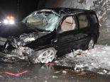 Alt St.Johann SG - In fahrunfähigem Zustand verunfallt