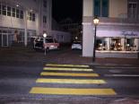 Bad Ragaz SG - Kollision zwischen Auto und Fußgängerin