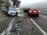 Schaffhausen - Mehrere Unfälle wegen Glatteis