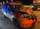 Aarburg AG - Sechs Personen bei Auffahrunfall verletzt