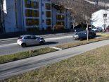 Chur GR - Hoher Sachschaden bei Verkehrsunfall