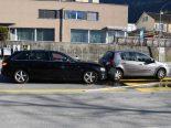 Chur GR - Drei Verletzte nach Unfall