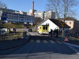 Verkehrsunfall Herisau AR - Gegen Hausmauer geprallt
