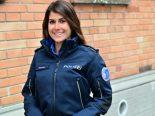 Stadtpolizei Winterthur mit neuen Uniformen