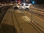 Arlesheim BL - Bei Selbstunfall in Strassenlaterne gekracht