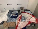 Flughafen Zürich ZH - Vier Tonnen Drogen - 48 Personen verhaftet