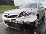 Risch Rotkreuz ZG - Schneepflotsch führt zu Unfällen auf der Autobahn