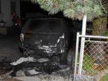 Goldach SG - Mehrere Briefkästen und Auto in Brand geraten