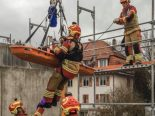 Holligenquartier Bern - Bauarbeiter verunfallt