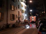 Bern - Wohnung nach Brand nicht mehr bewohnbar