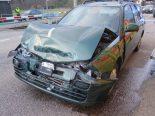 Bubendorf BL - Autofahrer bei Unfall schwer verletzt