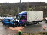 Schwerer Unfall in Duggingen BL