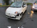 Unfall Glarus GL - Kollision zweier Autos