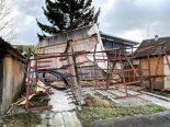 Sturmtief «Sabine» - Ein Dutzend Notrufe im Kanton Zug