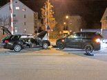 Unfall Matzingen TG - Drei verletzte Personen, darunter 1 Kind