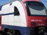 Bahnstrecke zwischen Zug und Thalwil ZH unterbrochen