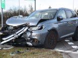 Rapperswil-Jona SG - Mutter und zwei Kinder bei Unfall verletzt