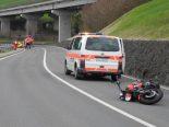 Arth SZ - Motorradfahrer tödlich verunfallt