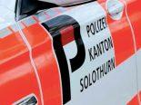 Rüttenen SO - Verhaftete Männer waren zur Verhaftung ausgeschrieben