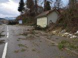 Sturmschäden im Kanton Appenzell Ausserrhoden