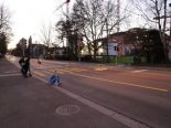 St.Gallen - Zwei Buspassagiere bei Unfall verletzt