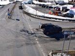 Unfall Zuoz GR - Lenker (23) touchiert Geländewagen