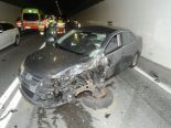 Sisikon UR - Vier Personen bei schwerem Unfall verletzt