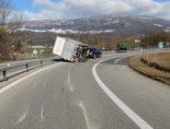 Unfall A1 Wangen an der Aare SO - Anhänger ausser Kontrolle