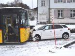 Unfälle in Grub, Rehetobel, Hundwil AR - Zwei Personen verletzt