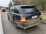Unfall A1 Othmarsingen AG - Lenker (26) prallt in Heck