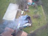 Uster ZH - Mehrere Millionen Sachschaden nach Brand