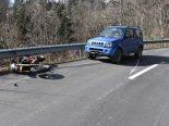 Altstätten SG - 17-Jähriger nach Motorradunfall im Spital