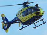Buchs SG - Chauffeur bei Arbeitsunfall verletzt