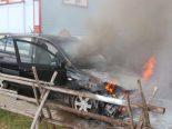 Appenzell AI - Totalschaden nach Autobrand
