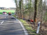 Unfall Uster ZH - Motorradmitfahrer verstorben