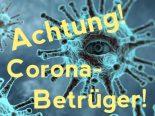 Coronavirus Zentralschweiz - Warnung vor Betrügern