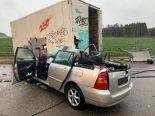 Hagenbuch ZH - Schwerer Verkehrsunfall auf der A1