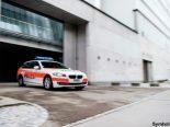 Unfall in Schaffhausen - Flucht nach Kollision mit Kandelaber
