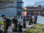 Mobilisierung wegen Coronakrise - Vier weitere Bataillone eingerückt