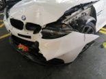 Winterthur ZH - Erst Posen, dann Unfall: 24-Jähriger schrottet seinen BMW