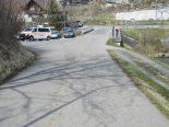 Krummenau SG - Velofahrer nach Unfall mit Auto verletzt
