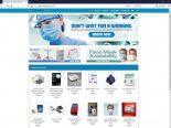 Corona-Virus: Betrügerische Angebote von medizinischen Produkten in Fake-Shops