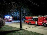 Villars-sur-Glâne FR - Jugendliche verantwortlich für Feuer in Einkaufszentrum