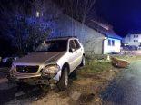 Unfall Wittnau AG - Automobilist (38) betrunken am Steuer