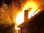 Olten AG - Lagergebäude in Brand geraten