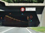 A2, Uri – Gotthardstrassentunnel in beiden Richtungen gesperrt